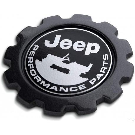 Jeep Performance Parts Badge Mopar