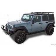 Rhinorack Backbone roofrack for Jeep JK Unlimited 2007-2018