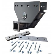 """2"""" Trailer Hitch with EC approval for Jeep Wrangler JK/JL"""
