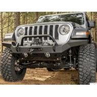 Rugged Ridge HD Full-Width Front Bumper for Jeep JK/JL/JT