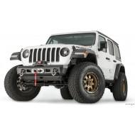 Warn Elite Stubby bumper for Jeep JL/JT