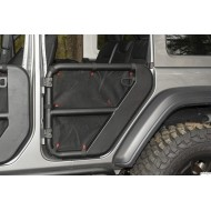 Fortis Tube doors JL/JT - Rear Covers (pair)