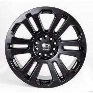 "Wheel Bawarrion Atrax 10 Bolt 20"" Black"