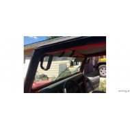 Poignées Avant GraBars pour Jeep Wrangler YJ