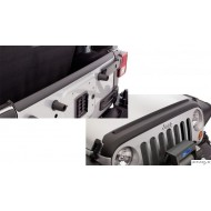 Protection Capot & Hayon Jeep Wrangler JK