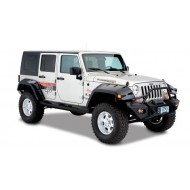 Pocket-style Fender Flares +50mm for JK
