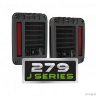 Feux LED Arrière JW Speaker 279 pour JK (ECE-2pcs)