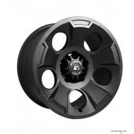"Rugged Ridge XHD 17"" Wheel for JK"