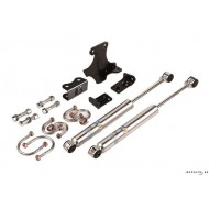 Double Steering Stabilizer kit for Jeep Wrangler JK